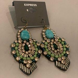 Express Aztec Earrings